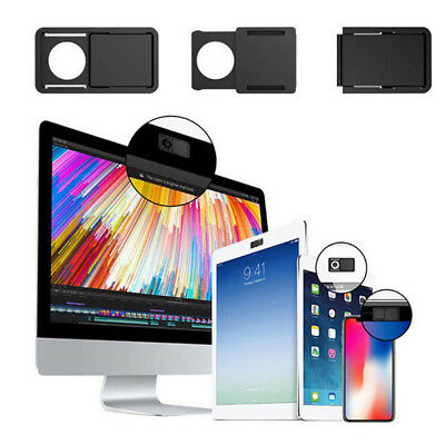 3X WebCam Shutter Privacy Slider Plastic Camera Cover Sticker For Laptop Phone_S