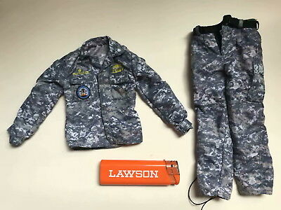 1:6 scale DAM TOYS 78050 Navy Commannding Officer Clothes Set Model