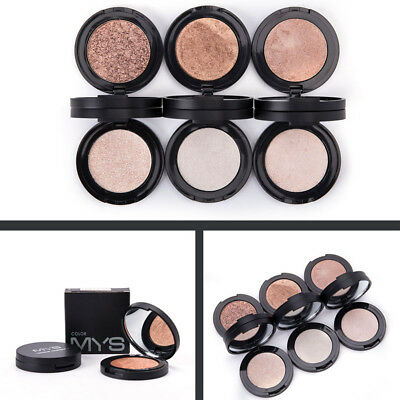 Face Powder Highlighter Bronzer Makeup Contour Palette Powder Glow Beauty Kit
