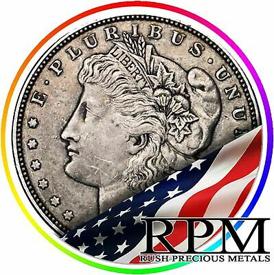 1878-1904 Random Year $1 VG Morgan Silver Dollar