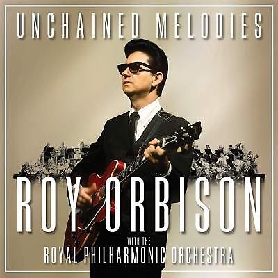Roy Orbison With The Royal Philharmonic Orchestra Unchained Melodies Cd 2018