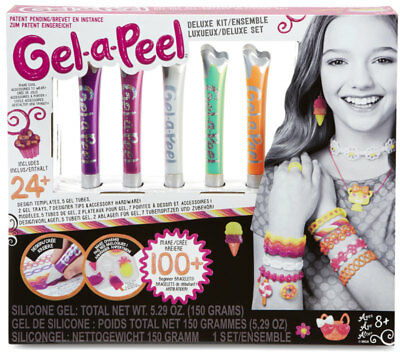 MGA Gel-a-Peel Deluxe Set 5er Pack Gel Set