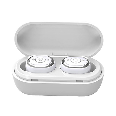 Wireless Earbuds Fit Bluetooth Headphone Premium Music Stereo Mini Earphone NEW