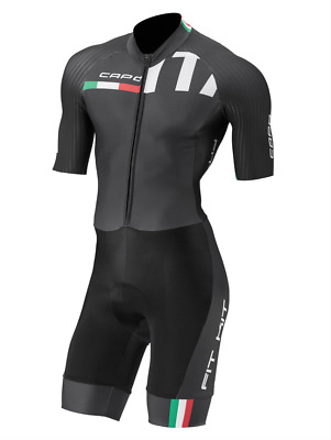 NEW CAPO SUPER Corsa SL Cycling Bike Bib Short - Black - Men s 2XL ... 958600d27