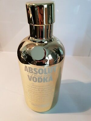 Coque pour bouteille collector Absolut Bling Bling