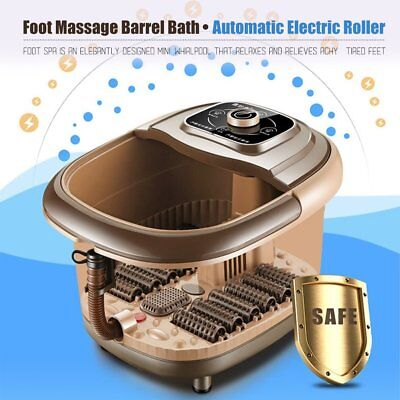Portable Foot Spa Bath Massager With Heat - TheBest Choice Products F5