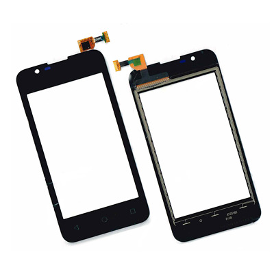 Touch Screen Schermo Vetro Digitizer Per Wiko Sunny 2 Nero Black