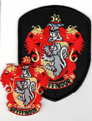 Británico Harry Potter House Of Gryffindor 2-CREST Juego