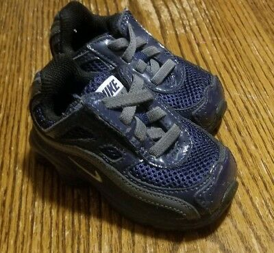 d8d30a79d5afec NIKE TURBO 11 Shox Toddler Boys Athletic Shoes - Size 6 C - Black ...