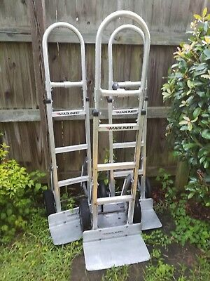 Magliner aluminum hand truck dolly
