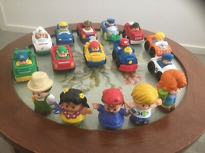 Fisher Price Little People .... Bulk Lot
