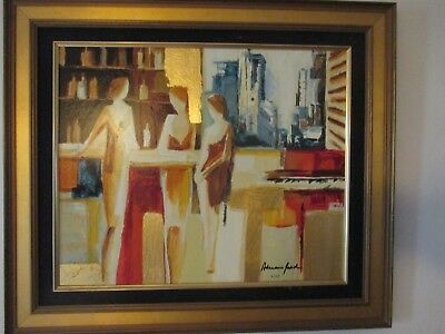 Adriana Naveh signed and numbered limited edition artwork (2)