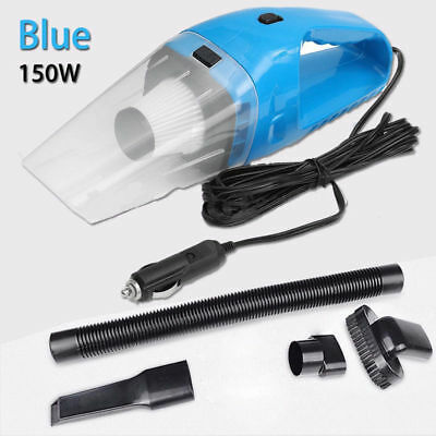 Car Vehicle Auto Truck Portable Handheld Powered 12V 120W Wet Dry Vacuum Cleaner