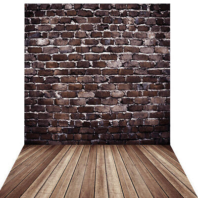 Andoer 1.5*2m Big Photography Background Backdrop Classic Fashion Wood I9Y6