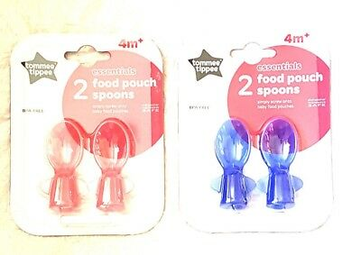 Tommee Tippee Food Pouch Spoons