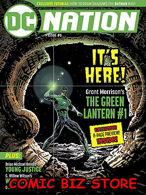 Dc Nation #6 (2018) 1St Printing Dc Universe Green Lantern And More!