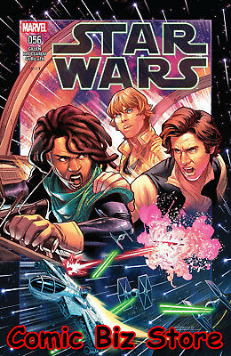 Star Wars #56 (2018) 1St Printing Bagged & Boarded Marvel Comics