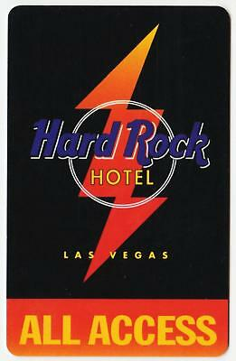HARD ROCK casino*ALL ACCESS **BLACK PURPLE***Las Vegas hotel key card~fast ship!