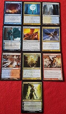 Magic the Gathering Return to Ravnica Rare + Mythic Rare Cards Free p+p