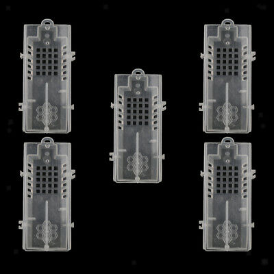 5 Pcs Queen Bee Cage / Bee Transfer Tool / Transport Bee Cage for Beekeepers