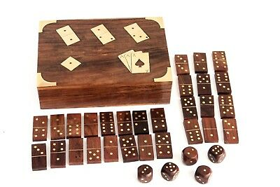 Dominoes Box Set - Double Six