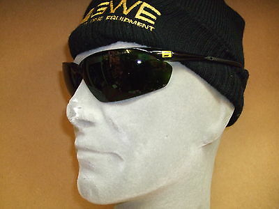 Esab Warrior Shade 5 Gas Welding & Cutting GW5 Safety Spectacles Glasses