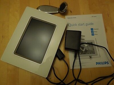 Philips digital photo frame model 7FF1CMI/37