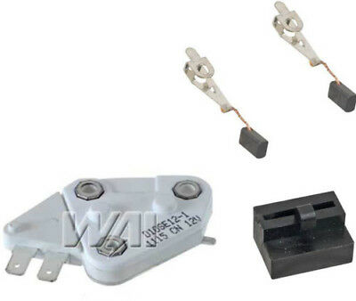 Delco 1 Wire Self Excited Alternator Kit 10SI 12SI Regulator Brushes
