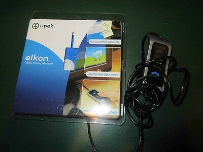 Eikon Fingerprint Reader for Microsoft Windows and MAC with software - TCRD4C