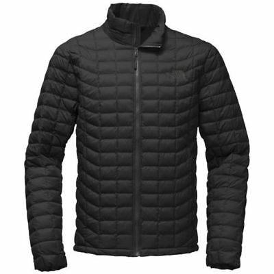 NEW The North Face Men's Thermoball Jacket TNF - Black Matte - Size: XXL