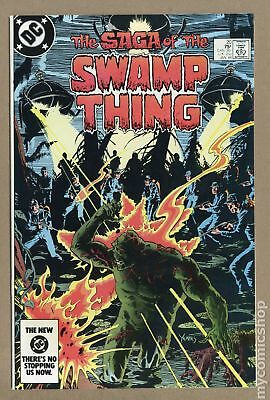 Swamp Thing (2nd Series) #20 1984 VF- 7.5