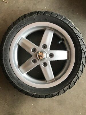"""vespa lx150 Wheel Front 11""""  2011 Oem  Most Years And models"""