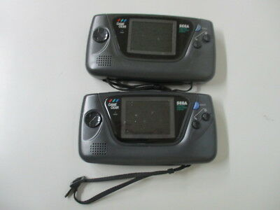 GG JUNK Game Gear Console Sega Lot of 2 JP No.5
