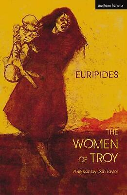 The Women of Troy by Euripides (English) Paperback Book Free Shipping!