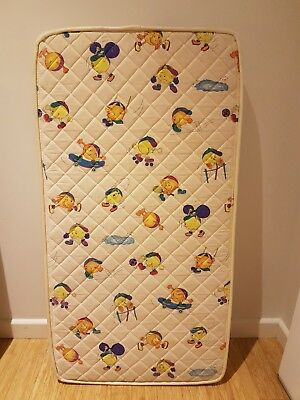Kids baby bed cot mattress choose ONE Excellent condition 1300cmx700cm