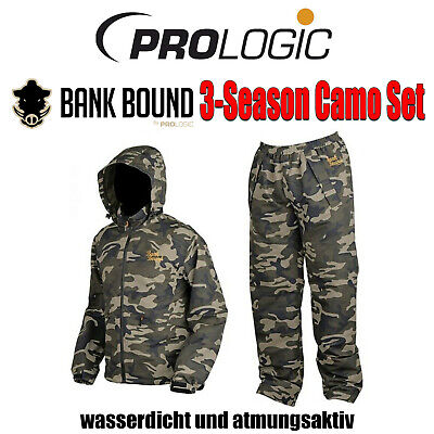 Bekleidung Game Trek Kids Camo Tracksuit Zip Hoody and Jogger Set Kinder Tarnanzug