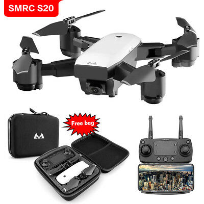 Professional Wide Angle Drone 720P HD Camera RC Drone WiFi FPV Live Helicopter