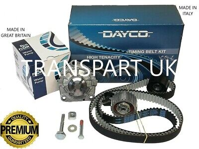 Vauxhall Vectra C Diesel 1.9 Cdti 150Bhp Z19Dth 16V Timing Belt Kit Water Pump