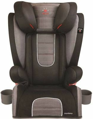 Diono MONTEREY 2 BOOSTER SEAT SHADOW Group 2/3 Child Car Seat Safety BN