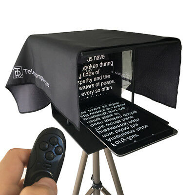 Teleprompter 2.0