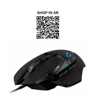 LOGITECH G502 Hero Gaming Mouse - Currys