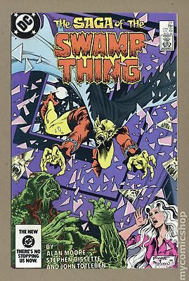 Swamp Thing (2nd Series) #27 1984 VF- 7.5