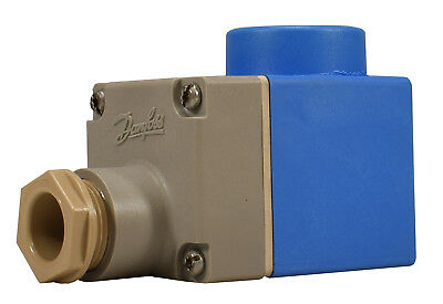 Danfoss Coil for Solenoid Valve 240V 50Hz 10W With Connection Box IP67 #018F6702
