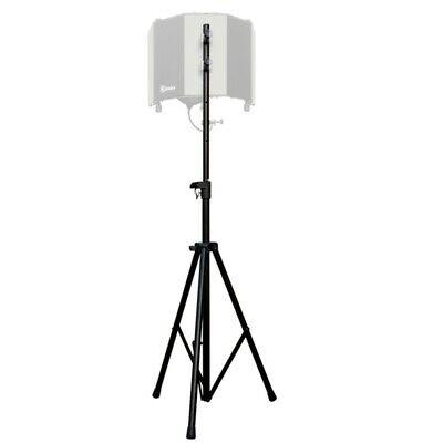 AxcessAbles SF-TRIPOD RECORDING STUDIO ISOLATION SHIELD MOUNTING STAND