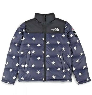 The North Face IC Nuptse Jacket US Stars 2018 International Collection XXL  BNWT 2186d24ad