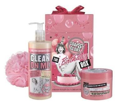 Soap Glory The Birthday Box Gift Set For Her