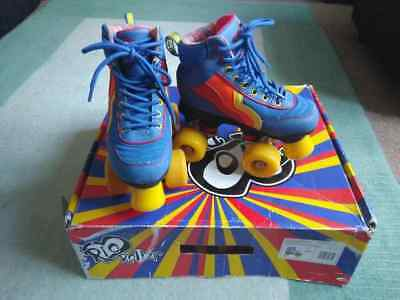 Rio Roller Childs Rolling Skates Size 12