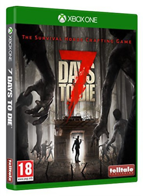 7 Days to Die Xbox One Game (PAL) (UK IMPORT) GAME NEW