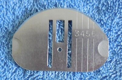 Needle Plate Straight Stitch: Singer Touch & Sew Sewing Machine Model 630