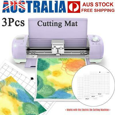 """12"""" Replacement Cutting Mat Transparent Adhesive with Grid for Silhouette Cameo"""
